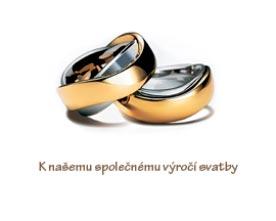 Pohlednice se snubními prsteny