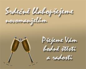 Obrázek skleniček šampaňského