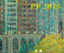 Obrázek zasněženého města