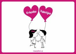 Svatý Valentýn přání pro zamilované